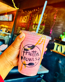 Fruit Smoothie from Frutta Bowls
